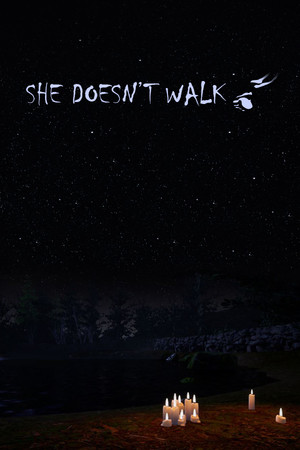 She Doesn't Walk