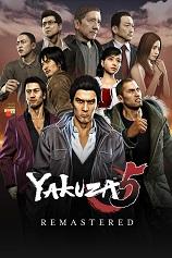 《如龙5重制版》|Yakuza 5|官方中文|免安装绿色版|解压缩即玩][CN\EN]