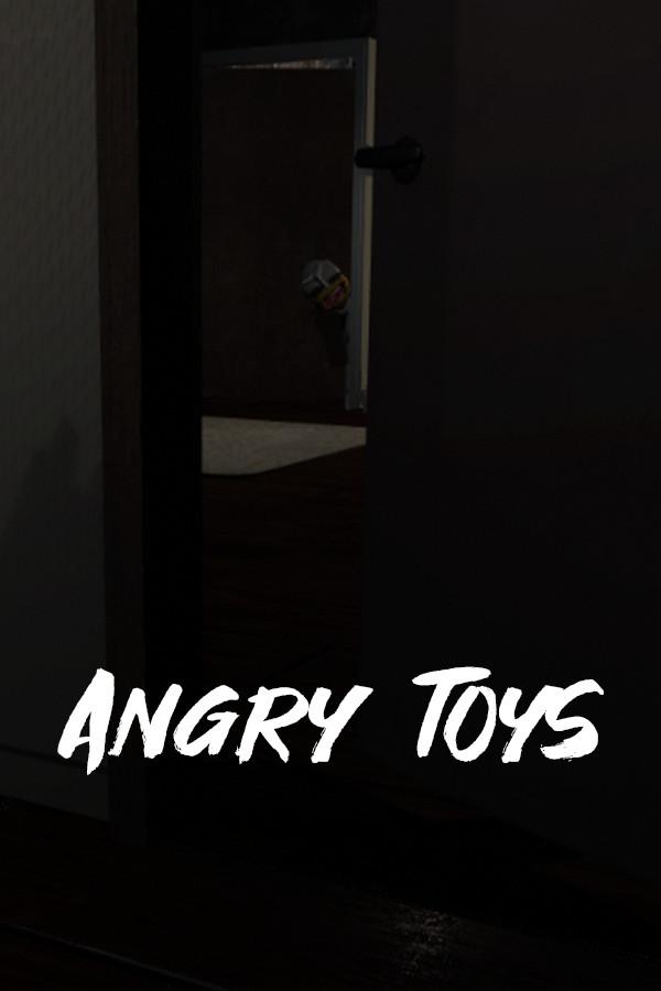 愤怒的玩具