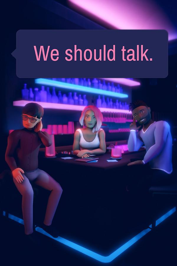 我们得聊聊