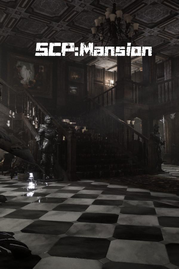 SCP : 洋馆