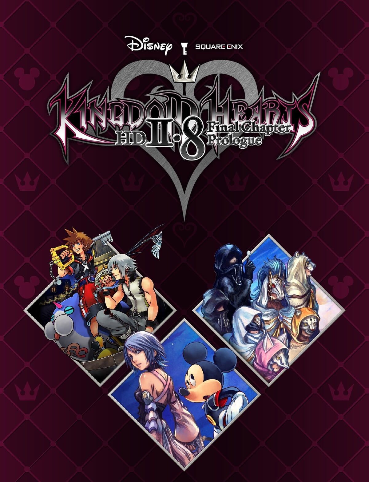 Kingdom Hearts HD 2.8