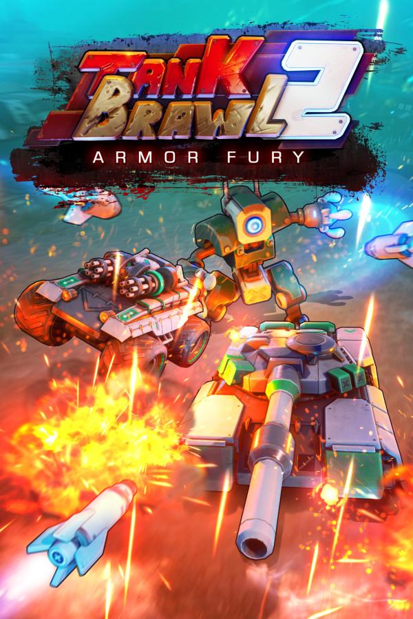暴躁坦克2:装甲狂暴/单机.同屏多人 Tank Brawl 2: Armor Fury