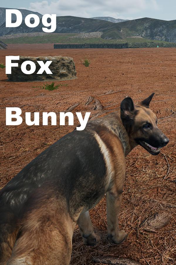 狗 · 狐狸 · 兔子