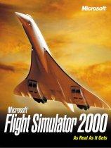 微软模拟飞行2000
