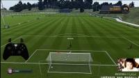 《FIFA18》 门将扑救操作教程