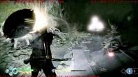 《战神4》最高难度力战闇精灵王