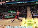 NBA2K14扣篮大赛
