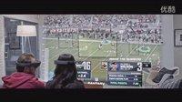 【游侠网】微软Hololens观看NFL比赛