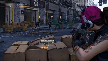 《全境封锁2》新手技术晋级-特殊兵种弱点打击