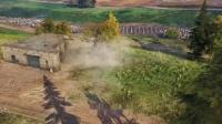 """《坦克世界》全新任务""""第二前线""""重磅来袭"""