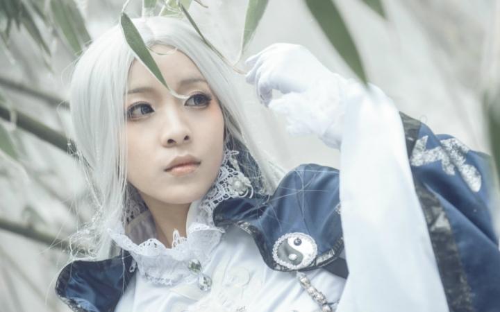《暮春寒》剑网三cosplay微电影 2015重制版【大秦多奇志】出品