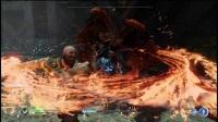 《战神4》弗蕾雅家精英Boss女武神卡拉