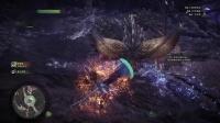 《怪物猎人世界》灭尽龙全武器速杀打法视频演示07.操虫棍