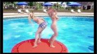 《死或生沙滩排球3》官方高清玛丽·罗斯角色介绍宣传片