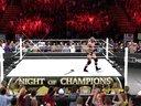 WWE2K15兰迪奥顿 4连大招 住院脚 编绳DDT 双RKO