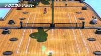 """【游侠网】《马里奥网球Aces》新角色""""诺库龟""""登场"""
