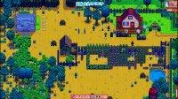 《星露谷物语 》 实用小教程 01 ★ 全农/牧场截图 ★ 延展游戏画面,特殊视觉效果。