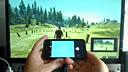 【游侠网】用真实手机与《GTA 5》PC版中角色手机联动
