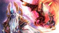 魔兽世界7.0前瞻-先知维纶丧子之战(圣光之心)