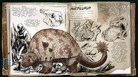 【峻晨解说】新物种!星尾兽驯服捕获测评教程,可采石翻滚,进入无敌状态!-方舟生存进化