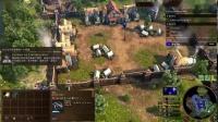 《帝国3决定版》全战役速通视频 5.历史战役5-杜奎森堡