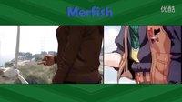 【游侠网】《侠盗猎车手5》还原《地球超人》开场(对比)