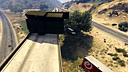 GTA V - Plowing Traffic