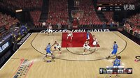 【NBA2K15】王朝模式西部决赛 勇士VS开拓者库里利拉德浓眉阿德斗法