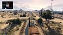 【游侠网】《GTA 5》MOD演示:铁路工程师