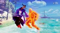 """《街头霸王5》DLC新角色""""尤里安"""""""