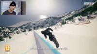 【游侠网】育碧《极限巅峰》预告片:滑雪