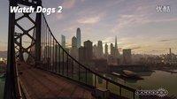 【游侠网】《看门狗2》游戏 VS 现实旧金山