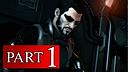 单机游戏 《杀出重围:人类分裂》PS4版 Part 1
