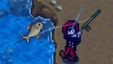 【阿津实况】《星露谷物语》#8到处去钓鱼