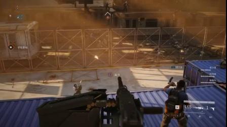 《僵尸世界大战》单人模式中文游戏实况流程3.纽约3  出生入死