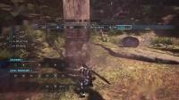 《怪物猎人世界》全太刀外观视频演示15.黑色偃月刀