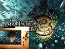 【WiiU】《怪物猎人3G高清版》off-TV功能
