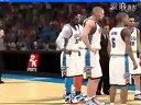 NBA2K12王朝模式:马刺VS雷霆