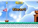 WiiU《新超级马里奥U》全80挑战关卡全金牌过关录像