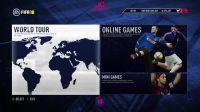 【游侠网】FIFA 18 首曝菜单界面
