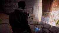 《刺客信条起源》简单的刺杀、战斗以及射击系统演示