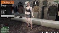 【小熙&屌德斯】GTA5 性感女神!你穿的如此奔放你爸妈知道吗?