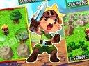 【小枫试玩】见证RPG的发展史!进化之地游戏实况。