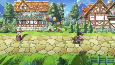日式本格RPG手游《另一个伊甸:超越时空的猫》官方中文版PV!
