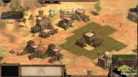 《帝国时代2决定版》萨拉丁困难战役3.海丁之角