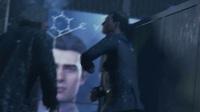 《底特律变人》康纳全死亡画面27.最终任务:楼顶汉克杀死康纳