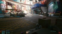 《赛博朋克2077》bug:车辆撞障碍