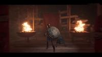 《刺客信条奥德赛》噩梦难度二阶竞技场打法合集02.狼骑士布莱谢斯