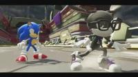 《索尼克:力量》全BOSS打法视频6.Infinite Boss Fight